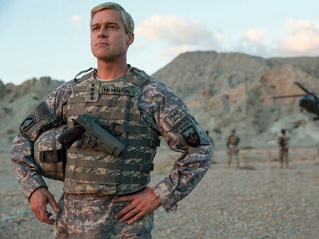 Netflix wytacza potężne działo. Zobacz nowy zwiastun filmu ''Machina wojenna'' z Bradem Pittem, Tildą Swinton i Sir Benem Kingsleyem [WIDEO]