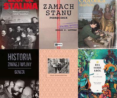 Więcej informacji o nagrodzonych publikacjach można znaleźć na stronie: historiazebrana.pl