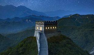 Już niebawem będzie można spędzić noc na Wielkim Murze Chińskim