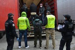 Śląsk. Chcieli szukać szczęścia w Europie, złapani na nielegalnym przekraczaniu granicy
