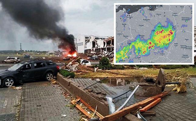 Pogoda. Tornado 5. stopnia w Polsce? Eksperci przerażeni Morawami