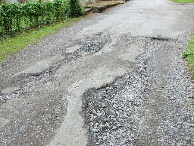 Osiek. Mieszkańcy walczą o remont drogi
