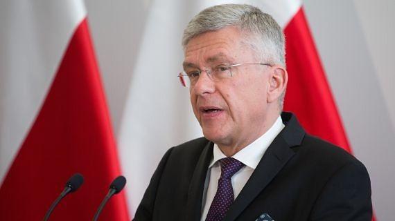 """Karczewski o kandydaturze na prezydenta Warszawy. """"Jestem brany pod uwagę"""""""