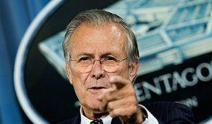 Sąd oddalił pozew przeciwko Rumsfeldowi o tortury