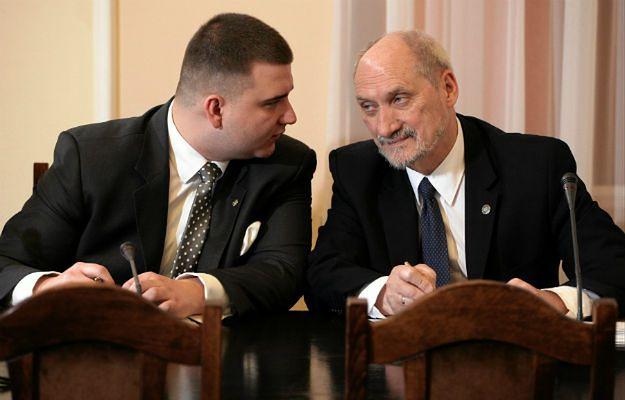 Bartłomiej Misiewicz opublikował oświadczenie