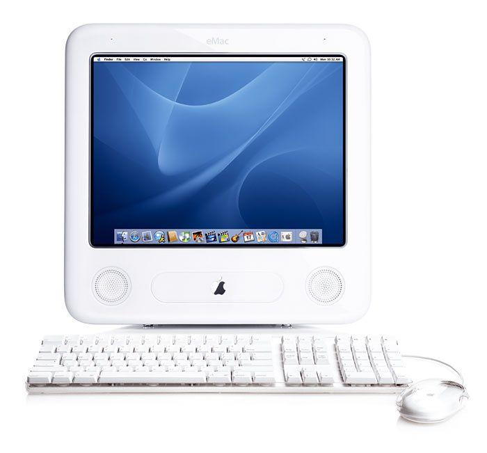 eMac - jak Macintosh poszedł na wagary