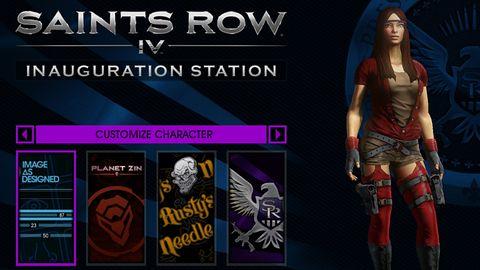Saints Row IV Inauguration Station dostępne – stwórz bohatera nadchodzącej gry