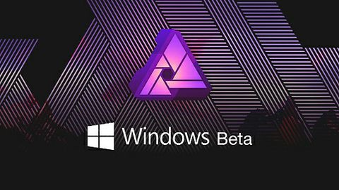 Affinity Photo zmierza na Windowsa. Już można go przetestować