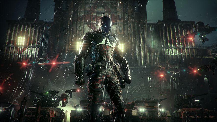 Batman: Arkham Knight dopiero w 2015 roku, bo Bruce Wayne musi się dozbroić
