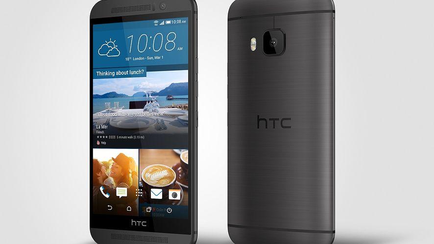 [MWC 2015] HTC: One M9 ze słuszną rozdzielczością ekranu i ekstremalna smart-opaska