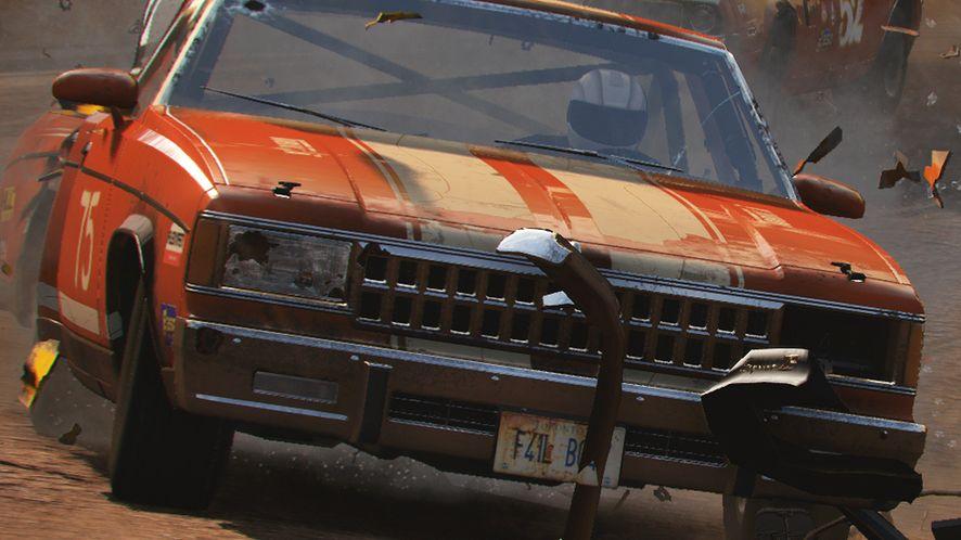 Wreckfest pozwoli wyżyć się piratom drogowym
