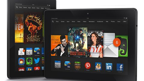 "Amazon w natarciu — tablety Kindle Fire HDX, Fire OS 3.0 ""Mojito"" i Mayday"