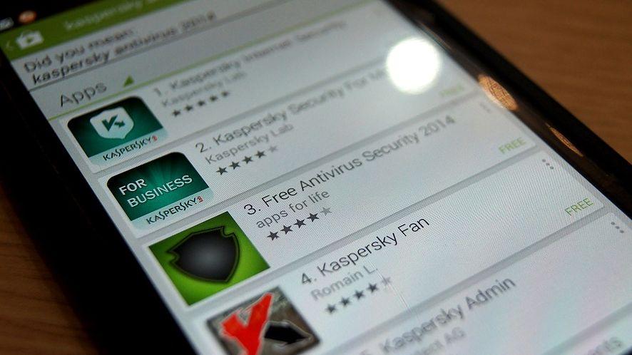 Uwaga na fałszywe emaile nakłaniające do instalacji Kasperskyego na Androidzie