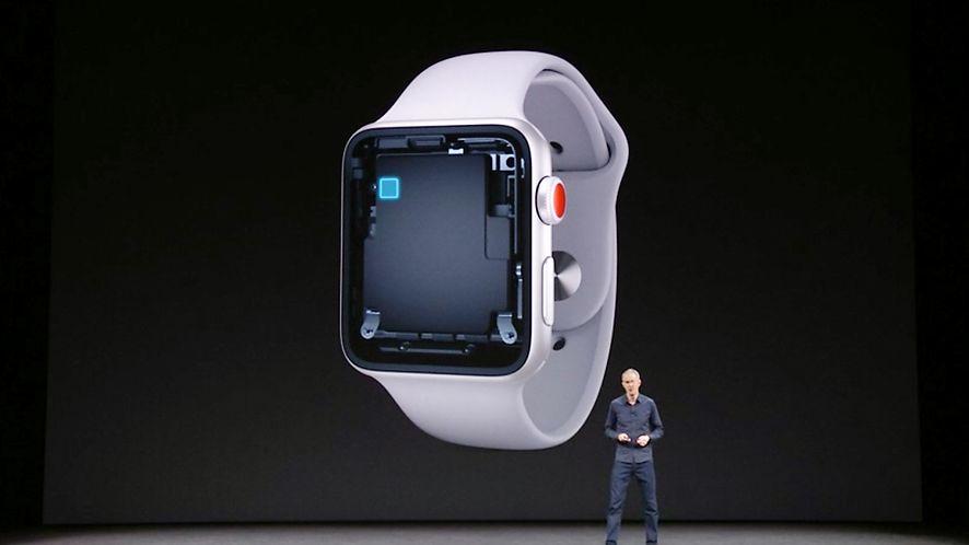 Apple Watch 3 wykorzysta eSIM – jak działa wbudowana karta?