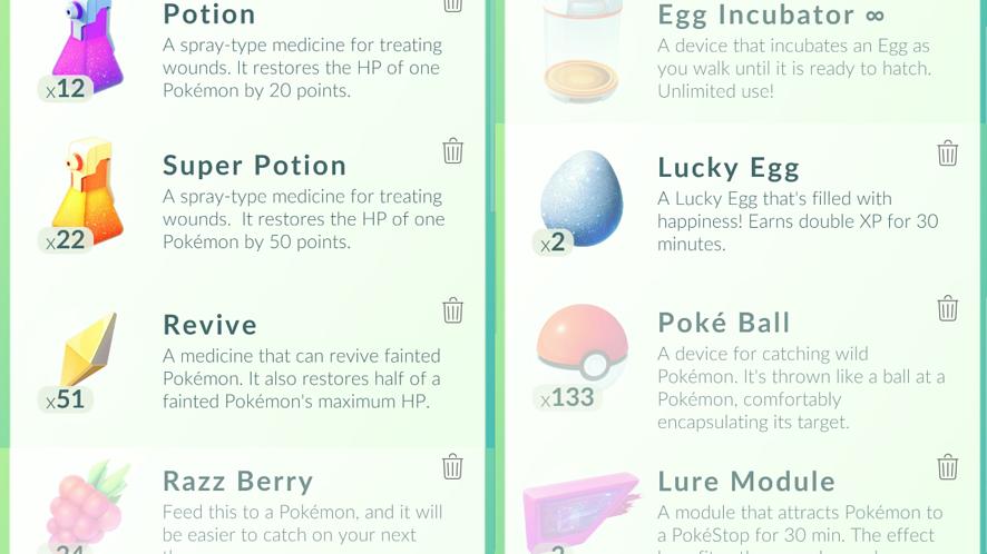 Pokemon GO: Słowniczek