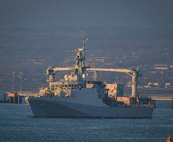 Brexit. Royal Navy wysłało okręty wojenne na kanał La Manche