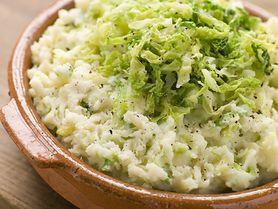 Irlandzki colcannon - smaczny i zdrowy dodatek do obiadu