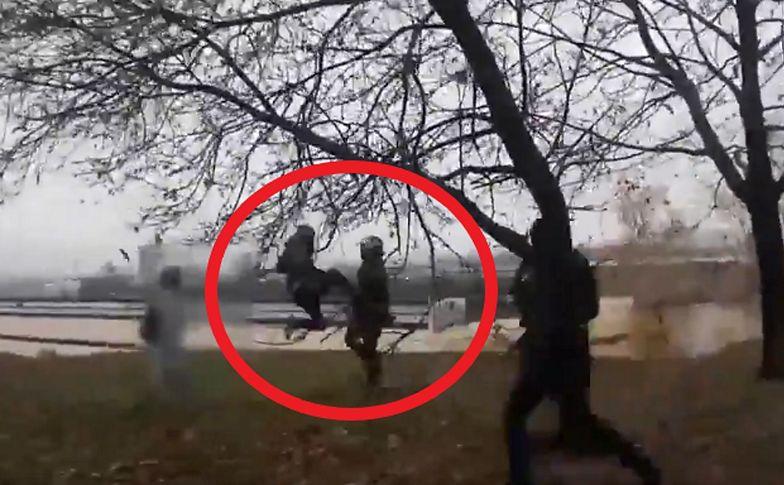 Minęło 100 dni protestów. Przerażające sceny z Białorusi