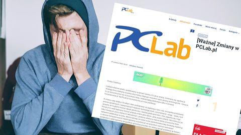 Koniec PCLab.pl. Wydawca podjął decyzję o zamknięciu serwisu