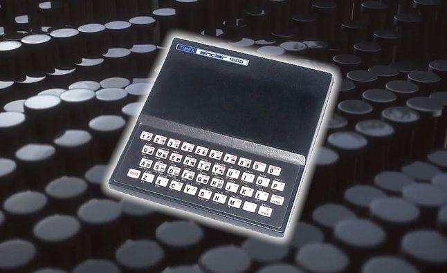 Timex Sinclair 1000.