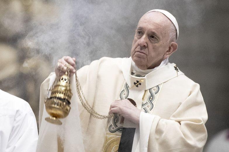Żaden papież tego nie zrobił. Franciszek stawia jeden warunek
