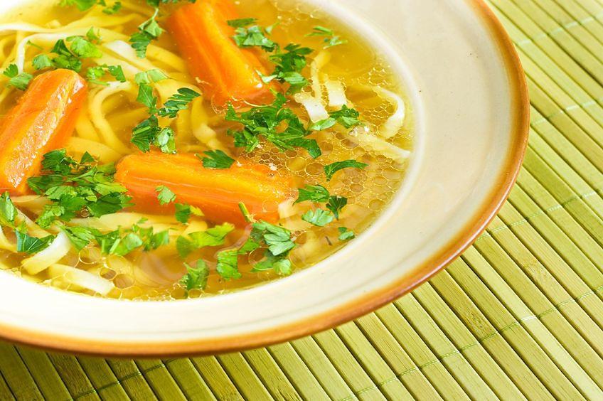 Orientalny dodatek do zup