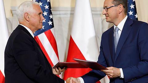 Kancelaria Premiera: Umowa z USA nie wyklucza Huawei z budowy sieci 5G w Polsce