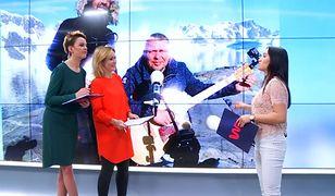 #dzieńdobryWP: pierwszy polski artysta wystąpi na Antarktyce! WIDEO