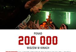 """""""Proceder"""" – ponad 200 tysięcy widzów w weekend! Rekordowe otwarcie polskiego filmu tej jesieni"""