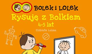 Bolek i Lolek. Rysuję z Bolkiem