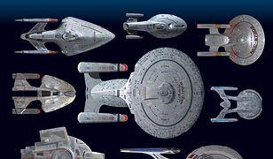 Encyklopedia statków Star Trek. Statki Gwiezdnej Floty od 2294 do przyszłości