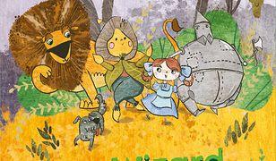 Czytam po angielsku. The Wonderful Wizard of Oz/Czarnoksiężnik z krainy Oz