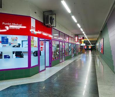 Warszawa. Punkt Obsługi Pasażerów został ponownie otwarty