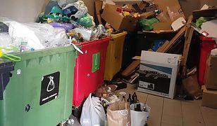 Urząd dzielnicy apeluje o utrzymywanie porządku wokół śmietników