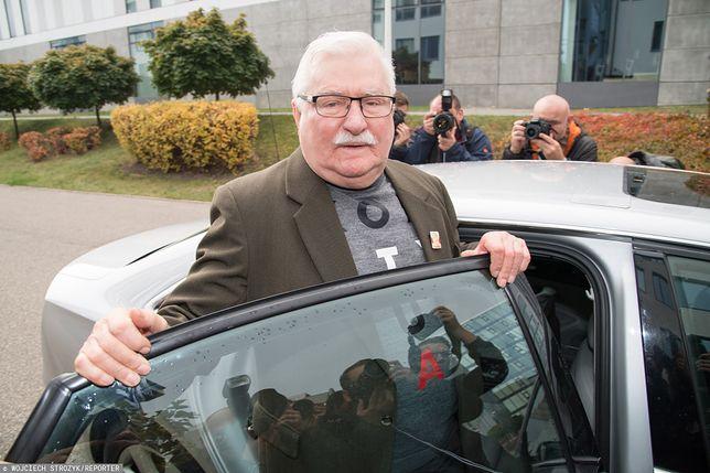 """Lech Wałęsa krytykuje lidera PSL. """"Kosiniak-Kamysz przegrał wszystko"""""""