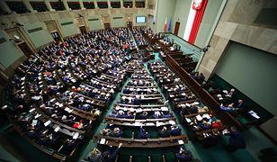 Sejm. Debata i głosowanie nad wotum nieufności dla rządu