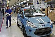 Tychy ograniczają produkcję forda ka