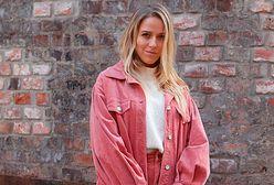 Jessica Mercedes zachwyca na Instagramie w koronkowym kombinezonie z sieciówki