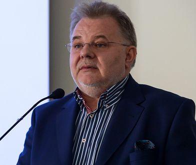 Prof. Zbigniew Izdebski zwraca uwagę na zagrożenia wynikające ze swingowania