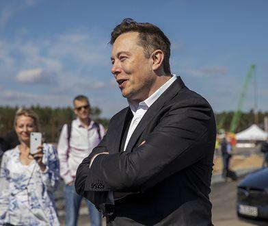 Elon Musk przymila się do Rosji. I ma w tym jasny cel