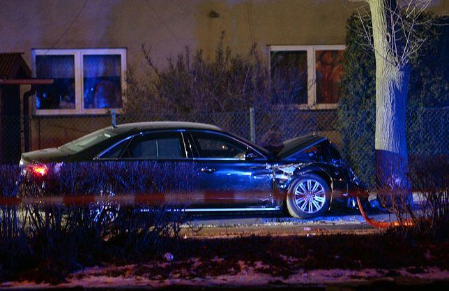 Wypadek Beaty Szydło w Oświęcimiu. Prokurator wnosi o uznanie winnym kierowcy seicento