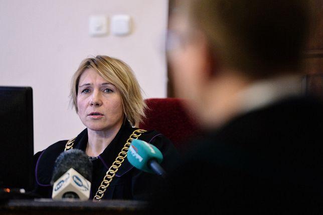 Sędzia Dorota Zabłudowska