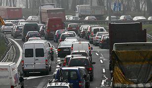 Dolnośląski. Utrudnienia na autostradzie A4 (zdj. ilustracyjne)
