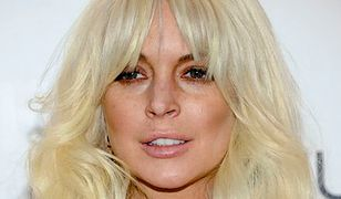 Lindsay Lohan spokorniała