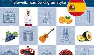 Hiszpański w obrazkach. Słownik, rozmówki, gramatyka