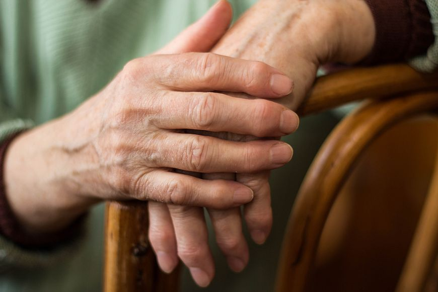Artretyzm w deszczowe dni