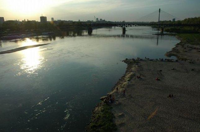 Krytyczny poziom wody w Wiśle