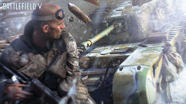 """""""Battlefield V"""" był dla mnie letni. Teraz nie mogę doczekać się premiery"""