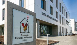 Aby rodzina mogła być razem. Relacja z Domu Ronalda McDonalda w Warszawie