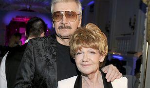 """Maria Czubaszek i Wojciech Karolak byli wyjątkową parą. """"Myśmy się nigdy nie nudzili"""""""